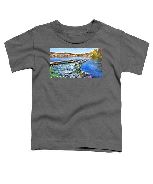 Giant Springs 3 Toddler T-Shirt