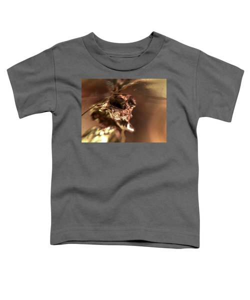Giger Flower, A Monster Toddler T-Shirt