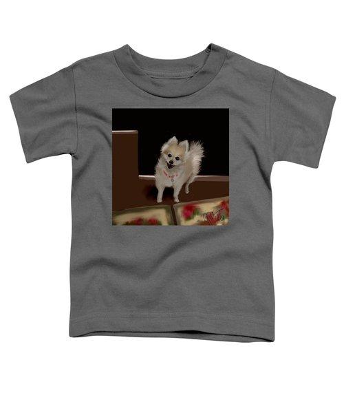 Ginger Ll Toddler T-Shirt