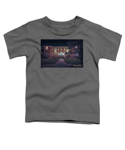 Girard Hall At Night Toddler T-Shirt
