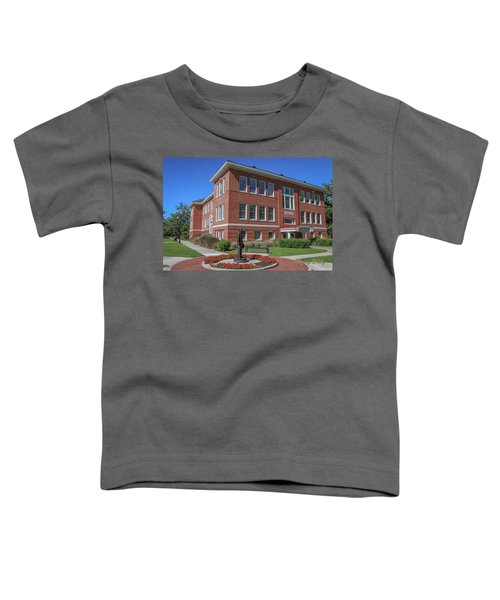 Girard Hall Day Shot Toddler T-Shirt