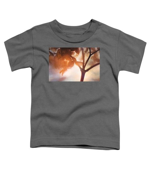 Give Thanks For The Light Toddler T-Shirt