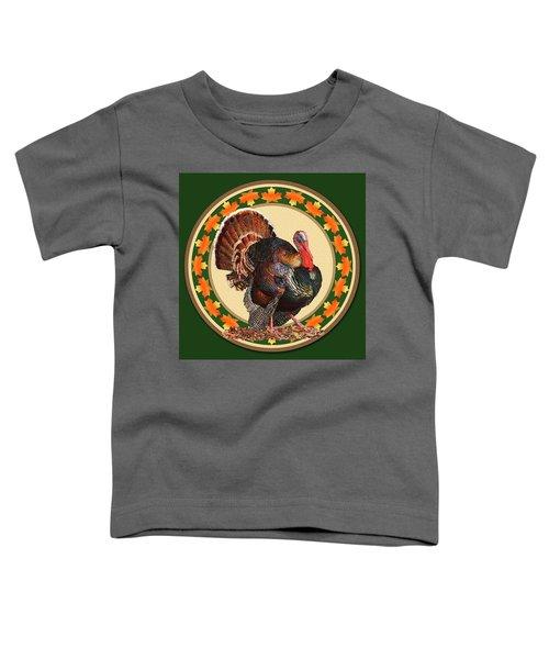 Giving Thanks Toddler T-Shirt