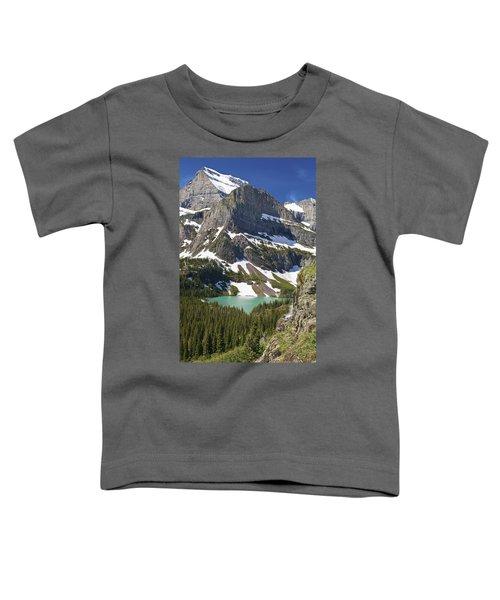 Glacier Backcountry Toddler T-Shirt