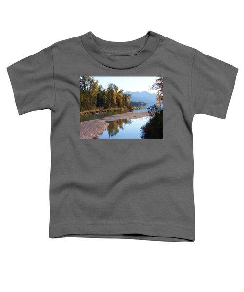Glacier Park 12 Toddler T-Shirt