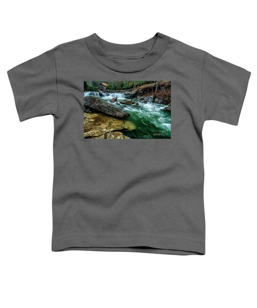 Glade Creek And Grist Mill Toddler T-Shirt