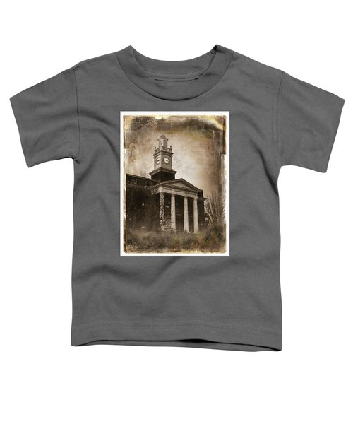 Glasgow Ky Courthouse Toddler T-Shirt