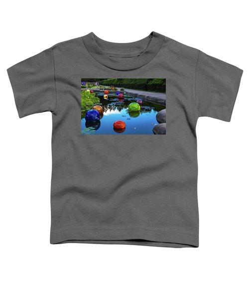 Glass At Biltmore Toddler T-Shirt