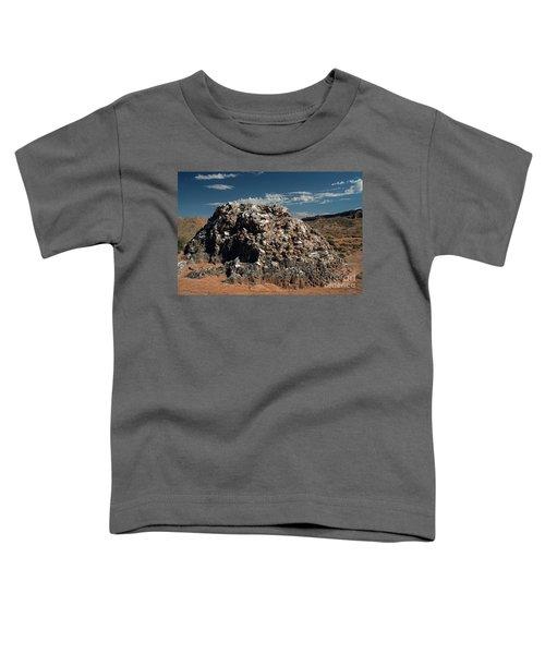 Glass Mountain Capital Reef National Park Toddler T-Shirt