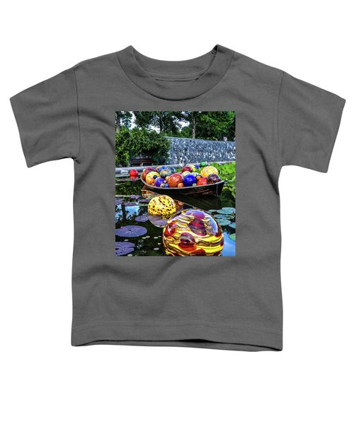 Glass On Display Toddler T-Shirt