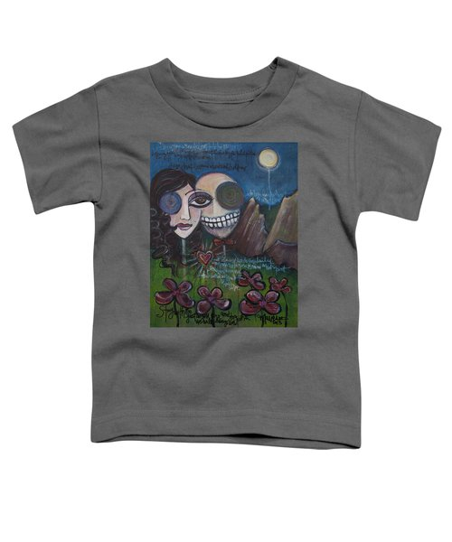 Glenn And Allison Toddler T-Shirt