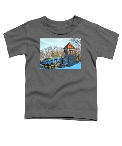 Glenn Island Drawbridge Toddler T-Shirt