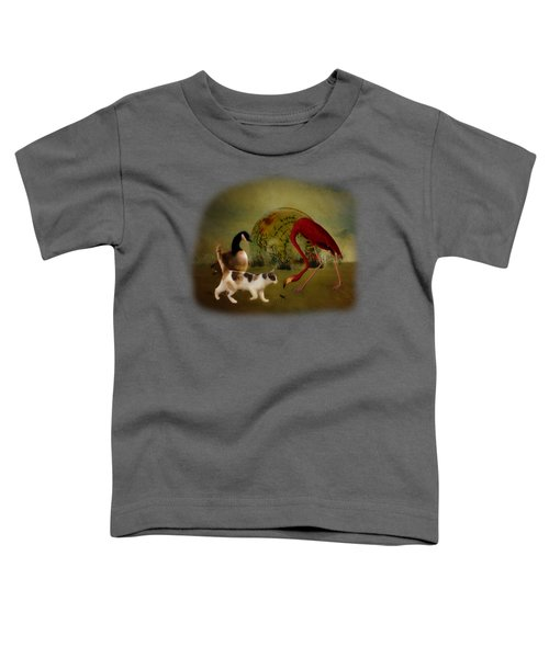 Global Initiative Toddler T-Shirt by Terry Fleckney