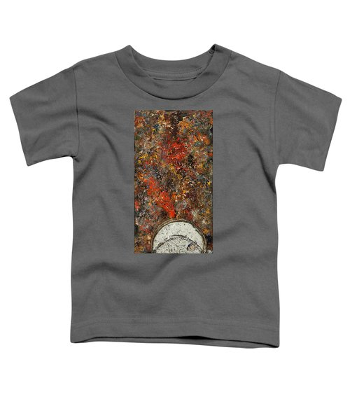 Global Warming Toddler T-Shirt