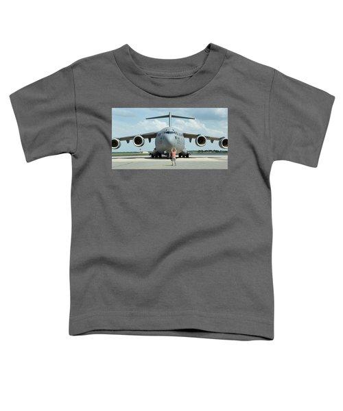 Globemaster Toddler T-Shirt