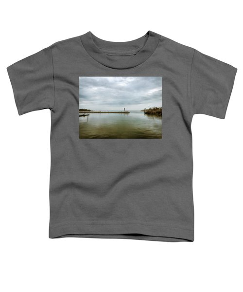 Gloom On The Bay Toddler T-Shirt
