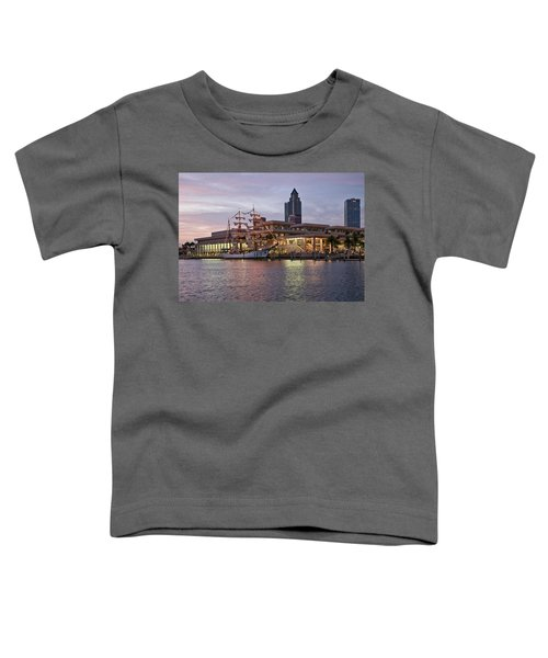 Gloria Visiting Tampa Toddler T-Shirt