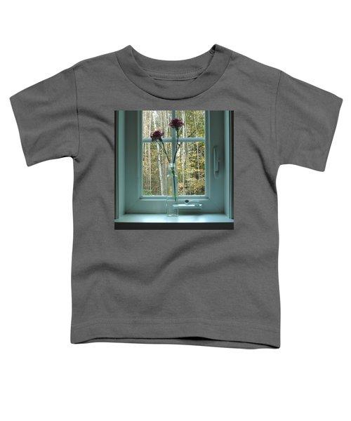Gloria's Flowers Toddler T-Shirt