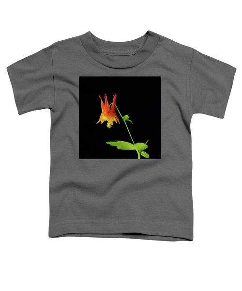 Glowing Colombine Toddler T-Shirt