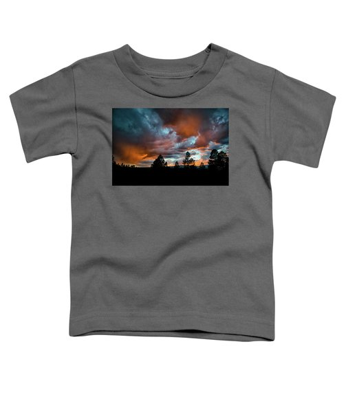 Glowing Mists Toddler T-Shirt