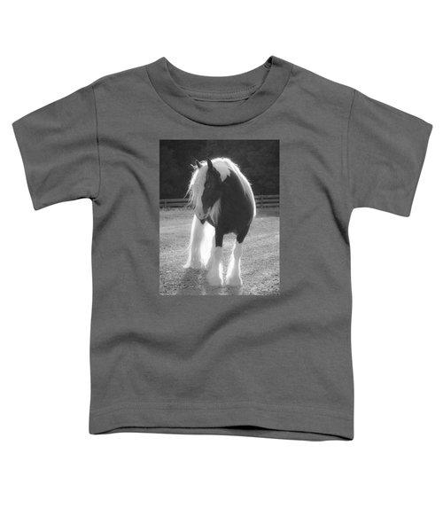 Glowing Toddler T-Shirt