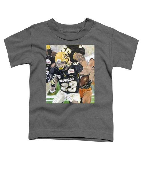 Go Buffs Toddler T-Shirt