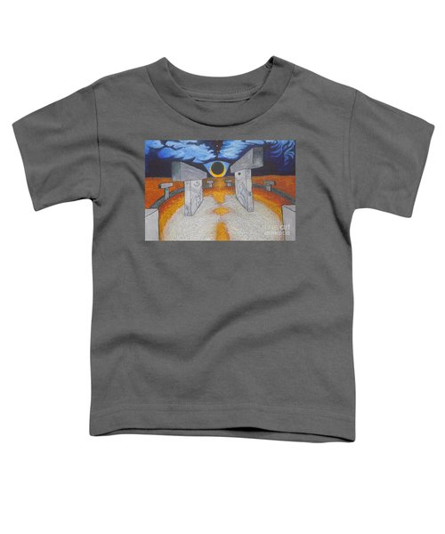 Goblitechi Vision Eclipse Toddler T-Shirt