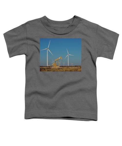 God Bless Texas Toddler T-Shirt