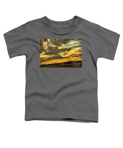 God Hand Toddler T-Shirt