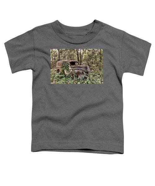 Going Nowhere Toddler T-Shirt