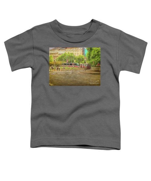 Going Slowly Round The Bend Toddler T-Shirt