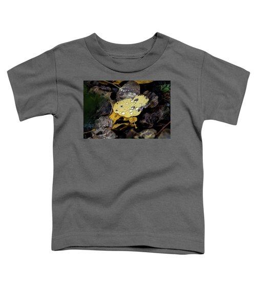 Gold And Diamons Toddler T-Shirt