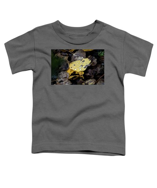 Gold And Diamons Toddler T-Shirt