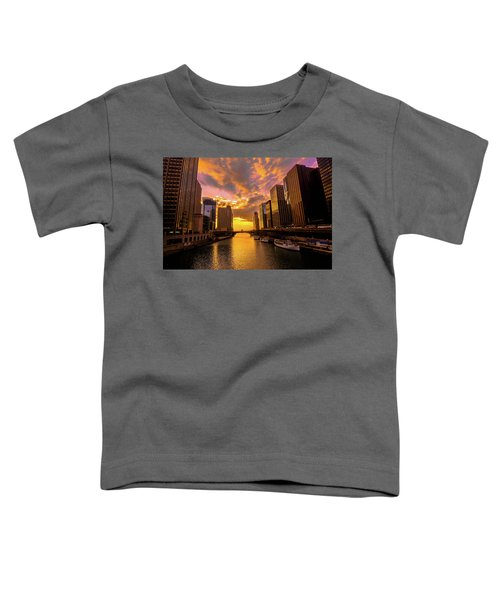 Golden Chi Toddler T-Shirt