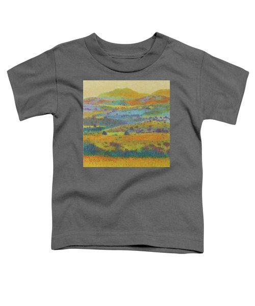 Golden Dakota Day Dream Toddler T-Shirt