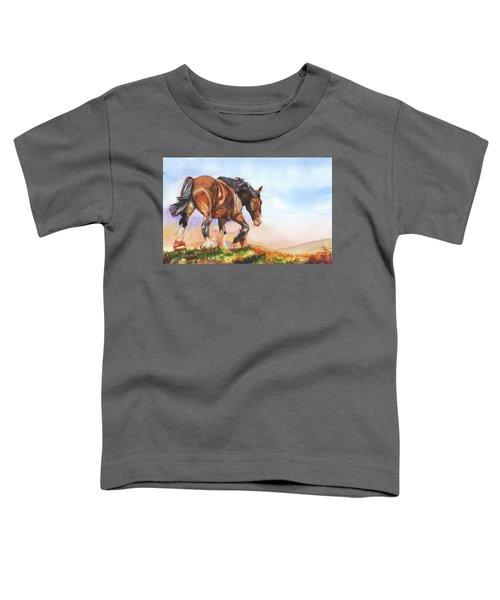 Golden Days Toddler T-Shirt
