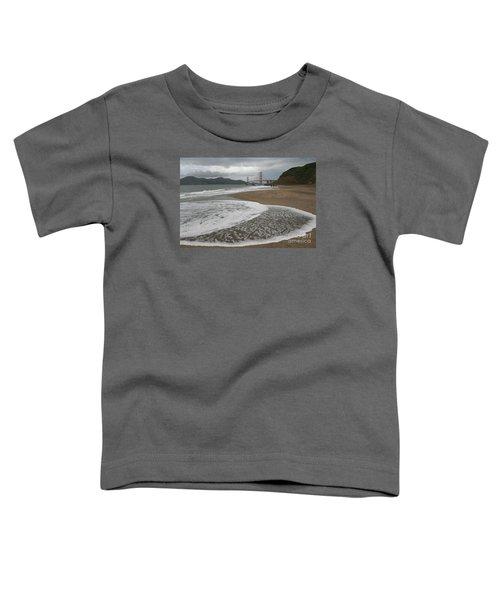 Golden Gate Study #3 Toddler T-Shirt