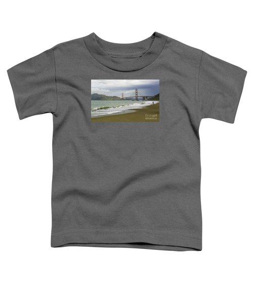 Golden Gate Bridge #4 Toddler T-Shirt