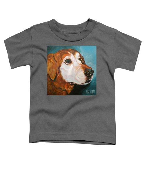Golden Grandpa Toddler T-Shirt