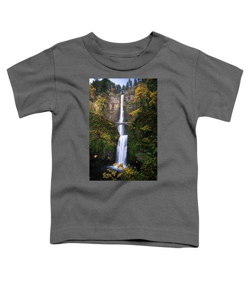 Golden Multnomah Toddler T-Shirt