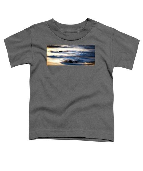 Golden Serenity Toddler T-Shirt