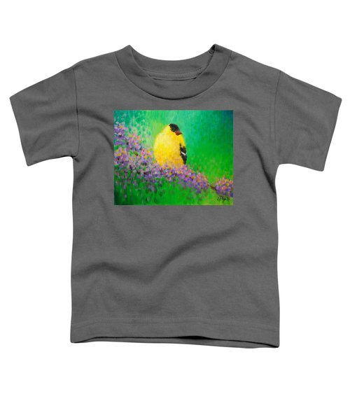 Goldfinch II Toddler T-Shirt