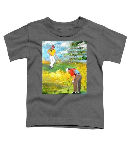 Golf Buddies #2 Toddler T-Shirt