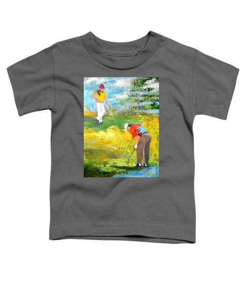 Golf Buddies #2 Toddler T-Shirt
