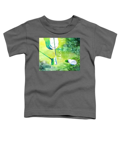 Golf Series - Finale Toddler T-Shirt