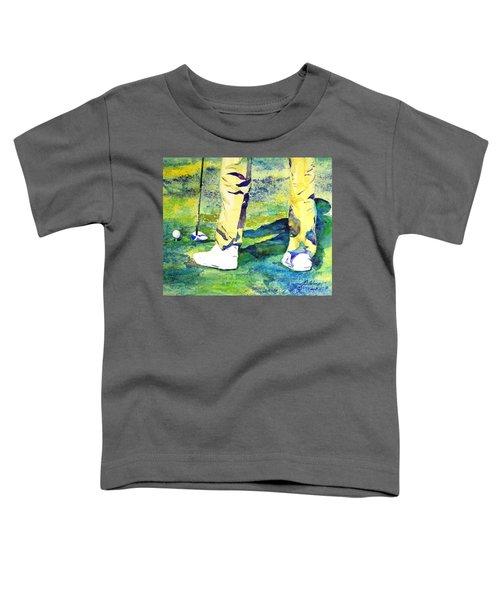 Golf Series - High Hopes Toddler T-Shirt