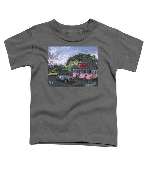 Golicks Ice Cream Toddler T-Shirt