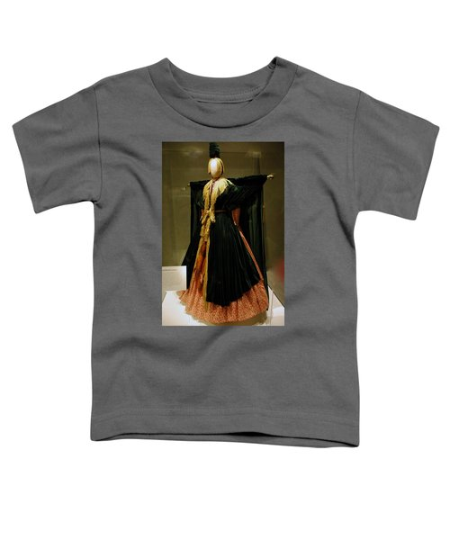 Gone With The Wind - Carol Burnett Toddler T-Shirt by LeeAnn McLaneGoetz McLaneGoetzStudioLLCcom