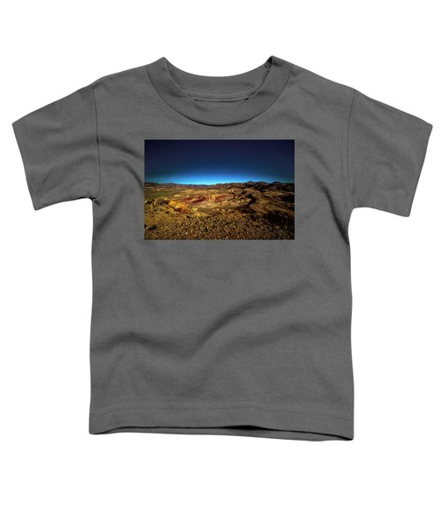 Good Morning From The Oregon Desert Toddler T-Shirt