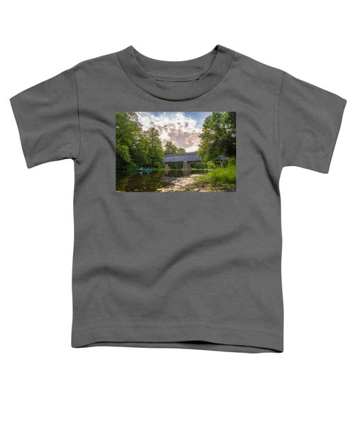 Good To Canoe Toddler T-Shirt